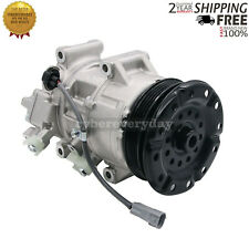 A/C AC Compressor w/Clutch for 2007-2010 Toyota Yaris 1.5L Part Number 784934002