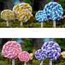 Miniature lollipops Ornaments Accessories Fairy Garden landscape Decor DIY JR
