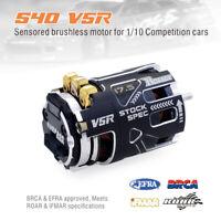 Surpass V5R Rocket Brushless Sensored Motor - 13.5T Stock SPV5R135 RC Race UK