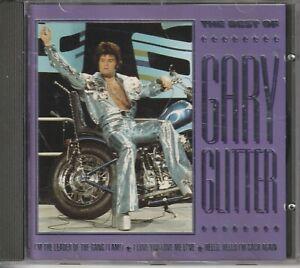 Gary Glitter : The Best Of Gary Glitter (Castle CD 1994)