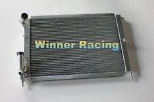 Fit Fiat Coupe FA/175 2.0 l5 20V Turbo 1996-2000 aluminum radiator 2 Rows 40MM