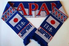 Japan Football Scarves NEW from Superior Acrylic Yarns