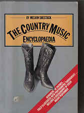The Country Music Encyclopedia Music Book