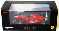 Ferrari 412 T1 1994  G.Berger N5583  1/43 Hot Wheels Elite