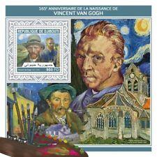 DJIBOUTI 2018 Vincent van Gogh s/s s201804