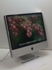 "Apple iMac 24"" 8.1 C2D 2.8 GHz 320GB 4GB RAM HD2600  OSX 10.11 Wi-Fi Warranty/27"