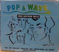 Pop & Wave-Neue Deutsche Welle Nena, Jawoll, Grauzone, United Balls, Step.. [CD]