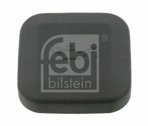 Febi Oil Filler Cap fits BMW 1 Series E87 116i 118i 120i 130i 120d