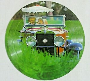 """AMOCO """"NICE CLEAN PETROL"""" SINGLE SIDE PICTURE DISC SHARON REID GROOVE MYERS"""
