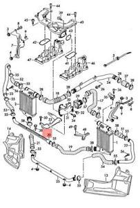 Genuine AUDI A6 allroad quattro Avant S6 4F2 4F5 4FH Pressure Pipe 4F0145731AD