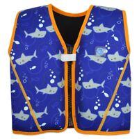 Swim Jacket Splash About Float Child Toddler Neoprene Adjustable Buoyancy Learn