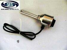 24 VOLT 300 Watt Submersible DC Water Heating Element with Adjustable Thermostat