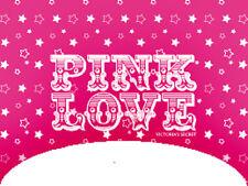 "20 water slide nail art transfer ""love pink"" french tip 4 sizes Trending"