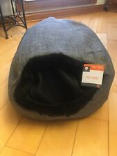 Cat Pet Bed, Igloo-Soft Indoor Enclosed Covered Tent/House for Cats, Kittens