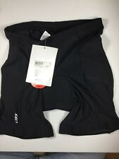 Garneau Request MS Padded Bicycling Shorts Black Women's XL