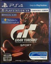 Gran Turismo Sport HK Chinese/English subtitle PS4 NEW