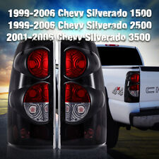 Tail Lights for 99-06 CHEVY Silverado 99-02 GMC Sierra Replacement Assembly pair