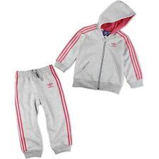 Adidas Originals Niños Jogger Chándal de Deporte Sudadera Con Capucha Pantalón