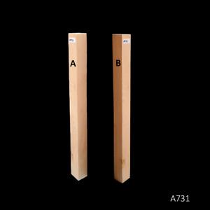 Tasmanian Macrocarpa Craft Woodworking Timber Spindle Wood Board turning Blank