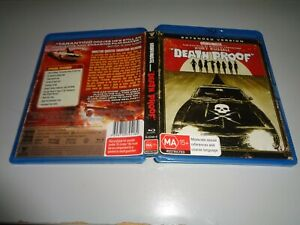 Death Proof Blu Ray