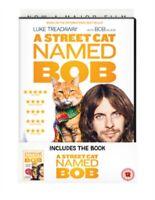 Nuovo A Street Gatto Detto Bob E Libro - Edizione Limitata DVD