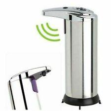 Touchless Stainless Steel Handsfree Automatic IR Sensor Soap Liquid Dispenser