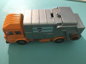 Corgi Revopak Refuse Collector Dust Cart City Sanitation Lorry - unboxed