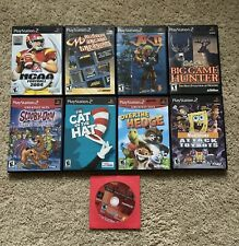 New ListingPlayStation 2 Games Lot