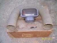 NORS MoPar 1941-1953 Chrysler DeSoto Dodge Plymouth ARVIN DEFROSTER KIT D-944-A