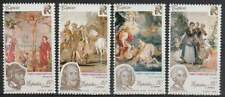 Spanje postfris 1990 MNH 2963-2966 - Cultureel Erfgoed
