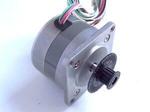 1 x NEMA 23 Stepper Motor, 200 Step,  4V@1.1A 3D Printer Arduino Raspberry Pi
