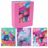 Trolls 2-Pocket Folder (Set of 3)