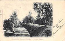 BR62588 benedictine convent dumfries terrace walks scotland
