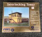 Vintage IHC Interlocking Tower HO Building Kit #602 NOS Sealed Box