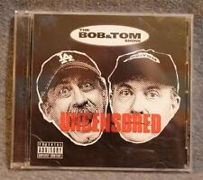 Bob & Tom Q95 Uncensored CD NM