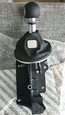 NEUF /& AUTHENTIQUE ABARTH en aluminium 500 Gear Knob Set avec lettres noires 59107095