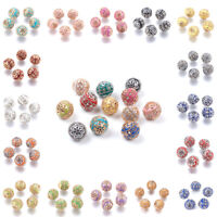 100 x Unplated Moon Shape Brass Beads Crafts For DIY Jewelry Making 7x5.5x2.5mm