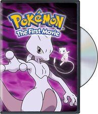 Pokemon The Movie 1: Mewtwo Strikes Back 782009244400 (DVD Used Very Good)