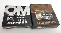 Olympus mit Schwerpunkt Screen 1-9 X OM1/2/3/4