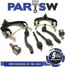 8 Pc New Suspension Kit for Acura Integra 1994-2001 Civic 1992-1995 Control Arms