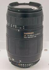 Tamron 70-300mm F4-5.6 AF LD Nikon F Mount FX DSLR Camera Lens
