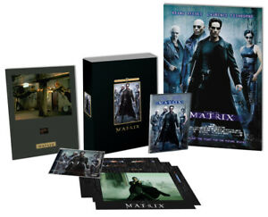"""THE MATRIX"" DVD Box Set - CDA Deluxe Special Edition - NEW & SEALED"