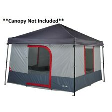 6-Person Instant Hanging Tent Outdoor Cabin Waterproof Portable Camp Shelter USA