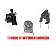 Toyota Echo 00-05 Scion XA XB Engine Motor Mount Kit AT