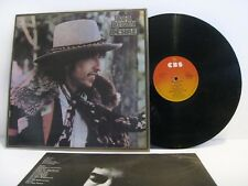 "BOB DYLAN ""Desire"" 155gm Portugese 1975 Release Excellent Cond' in MINT Sleeve"