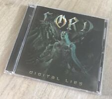 LORD - Digital Lies CD New From The Band