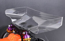 Schumacher Racing U5117 1/10th Talon Off Road Buggy Wing (Clear)