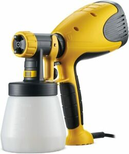 WAGNER W 100 Electric Paint Sprayer for Wood & Metal, Exterior and Interior Use