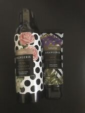Set Of Shower Gel200ml(rose&sandalwood),hand Cream75ml(iris&fern)