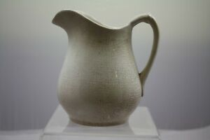 """Antique Royal Ironstone China Small Pitcher 6"""" Tall"""